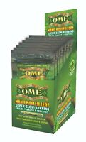 Palm Leaf  Natural Hand Rolled Wraps Medium(1 Box - 45 Wraps) Brand OME