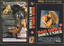 Bad Girls Down Under, Sheila Kelly Video Promo Sample Sleeve/Cover #9887