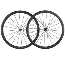 Factory Sales 700C 38mm Clincher R13 Carbon Wheelset Road Bike Wheels Road Bike