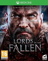 Lords of the Fallen Limited Edition Xbox One MINT - 1st Class FAST DELIVERY
