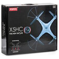 Telecomando x5hc DRONE con TELECAMERA HD con funzione di Video-NUOVO