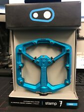 CRANK BROTHERS STAMP 7 LARGE ELECTRIC BLUE
