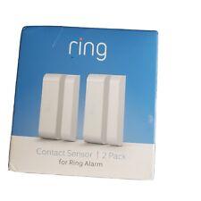 Ring contact sensor 2 pack. New