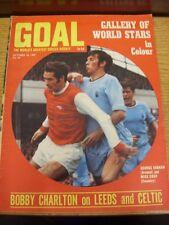 18/10/1969 but football magazine hebdomadaire: nº 063-Galerie du monde Stars in Colou