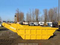 Greatbear 12-Cubic Yard Bedding Box Jobsite Soil Dirt Gravel Skiff bidadoo -New