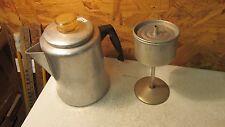 Mirro Aluminum Stove Top Coffee Pot- 9 cup