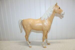 Vintage Marx - Johnny West Series - Thunderbolt Horse (Palomino)