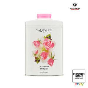 Yardley English Rose Talc 200g