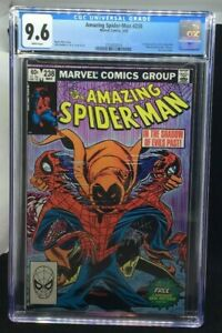 MARVEL - THE AMAZING SPIDER-MAN - 238 - 3/83 - CGC 9.6 1ST APP. OF HOGLOBIN