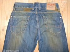 Bootcut Jeans Men's Distressed Regular