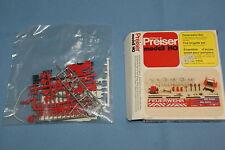 Preiser 1010 Fire Brigade Set HO scale