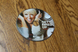 Beachbody Turbo Fire Replacement DVD Get Fired Up DISC ONLY #C175