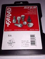 Suzuki Jimni Jimny Kit 5 Bulloni Antifurto + Ruota di Scorta Stil-Bull Farad RA