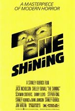 "THE SHINING Movie Poster [Licensed-NEW-USA] 27x40"" Theater Size Jack Nicholson"