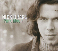 CD AVEC FOURREAU NICK DRAKE PINK MOON DE 2000 NEUF SCELLE