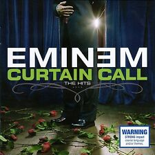 EMINEM (CURTAIN CALL - GREATEST HITS CD SEALED + FREE POST)