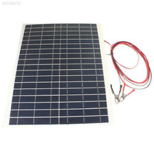 6940 20W 12V Charger Foldable Waterproof Solar Panel For Camping Hiking New