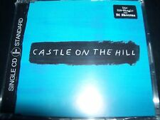 Ed Sheeran Castle On The Hill EU CD Single - New