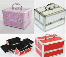 Makeup Organizer Cosmetic Case Travel Box Portable Storage Jewelry Bag Beauty