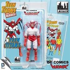 THE TEEN TITANS retro Series 2 HAWK 8 INCH ACTION FIGURE NEW MOSC