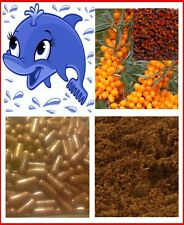 90x ORGANIC Sourced Vegan Sea Buckthorn Berry Capsules - Weight Loss - Omega 7.
