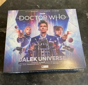 Big Finish - Doctor Who - Dalek Universe 2 *New & Sealed*