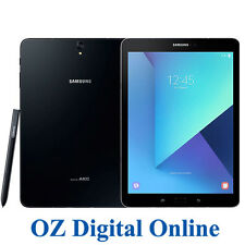 New Samsung Galaxy Tab S3 9.7 T820 32GB Black Wifi SPen Tablet 1 Yr Aust Wty