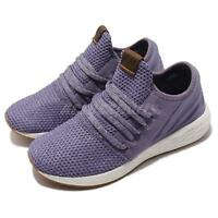 New Balance Fresh Foam Cruz Deconstructed Purple Womens Running Shoes WCRZDLD2 B