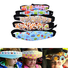 Baby Kids Safety Stroller Car Seat Sleep Nap Aid Head Fasten Support Holder Belt