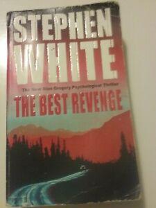 Stephen White  The Best Revenge paperback 2004