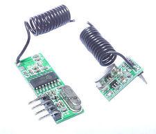 868MHz AM Funkmodul ASK Superheat Transmitter und Receiver Arduino Bascom Rasber