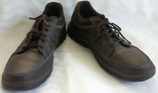 Rockport M79269 Men's Size 11 Brown Casual Lace Up Sneaker Shoes, Preowned