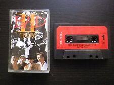 K7 CASSETTE audio BIG AUDIO DYNAMITE II : THE GLOBE (B.A.D. 1991 Mick Jones)