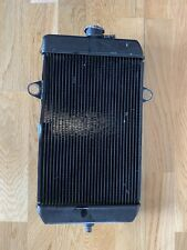 ALUMINIUM BLACK RADIATOR FOR YAMAHA RAPTOR 700 YFM700R 2006 Onwards