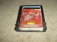 Thunderground (Atari 2600, 1983) SEGA Tested