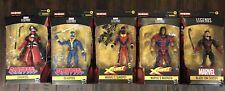marvel legends x-men lot