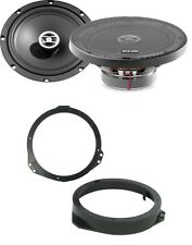 VW Golf MK6 2008 - 2014 Focal 17cm Rear Door Speaker Upgrade Kit