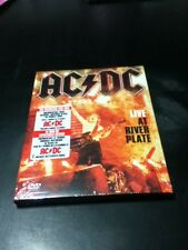 ac/dc live at the river plate dvd concert factory sealed heavy metal