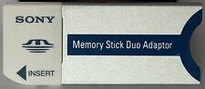 Sony Memory Stick Duo adapter MSAC-M2.