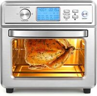 16-in-1 Temperature Control 20L Air Fryer 1700W Electric Air Fryer Toaster Oven