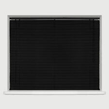 PVC High Quality Black Blind 105cm With 150cm a Max Drop of