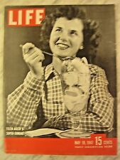 LIFE May 19, 1947 Scopes Trial, L Ball, USSR May Day, Lahr, caste system, WCTU