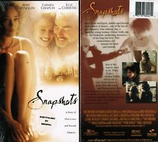 Snapshots VHS Video Tape New Spanish Subtitled Burt Reynolds Pierre Bokma
