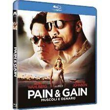 Blu Ray  PAIN & GAIN – Muscoli e Denaro***Ed Harris,Dwayne Johnson,Mark Wah***