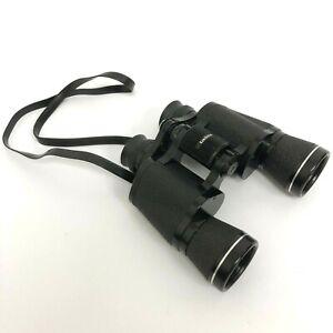 Tasco Zip Binoculars & Carry Case 8x40mm Fully Coated 360FT/1000YDS 120M/1000M