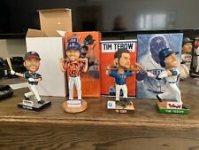 Tim Tebow Bobbleheads X4 SGA Baseball  NEW in Boxes!