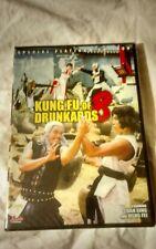 KUNG FU OF 8 DRUNKARDS   DVD  NEW