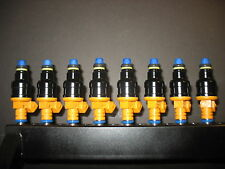 1991-1995 Ford Mustang GT 5.0L HO 19lb 8 Bosch Car Show Fuel Injectors Painted