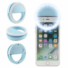 Selfie LED Ring Fill Light Camera Photography for iPhone Android Phone Portable