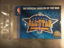 "2005 NBA All Star Game Patch Denver Colorado 5"" X 3"" Allen Iverson MVP"